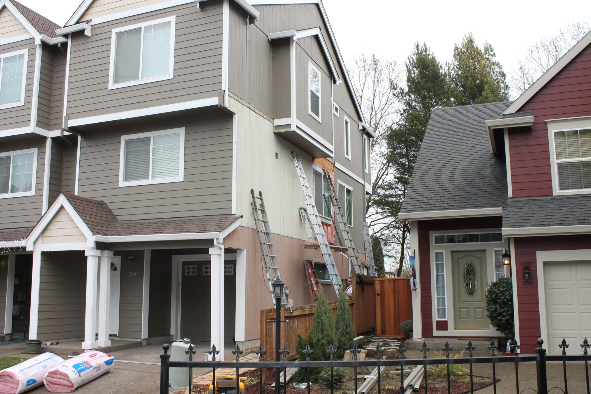 Siding Contractor Portland Oregon Siding Contractors