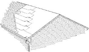 Gable Roof in Portland Oregon